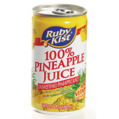 Ruby Kist - 100% Pineapple Juice, 5.5 oz